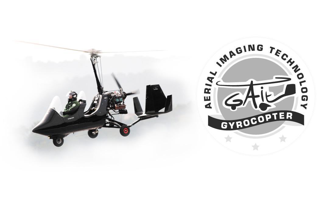 Logo G.A.I.T. Gyrocopter-3