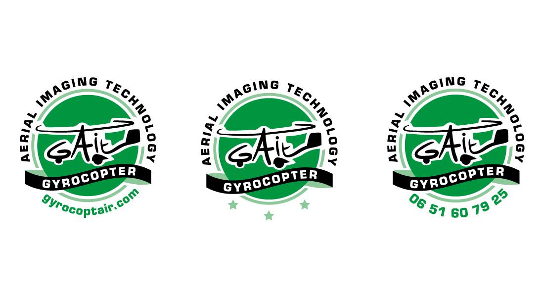 Logo G.A.I.T. Gyrocopter-2