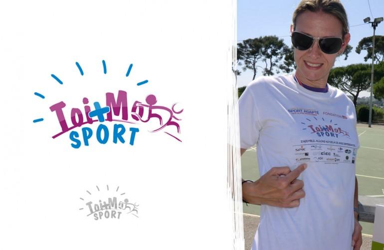 Logo Toi + Moi Sport