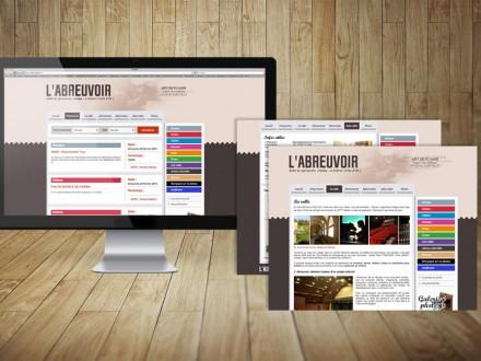 site internet Abreuvoir