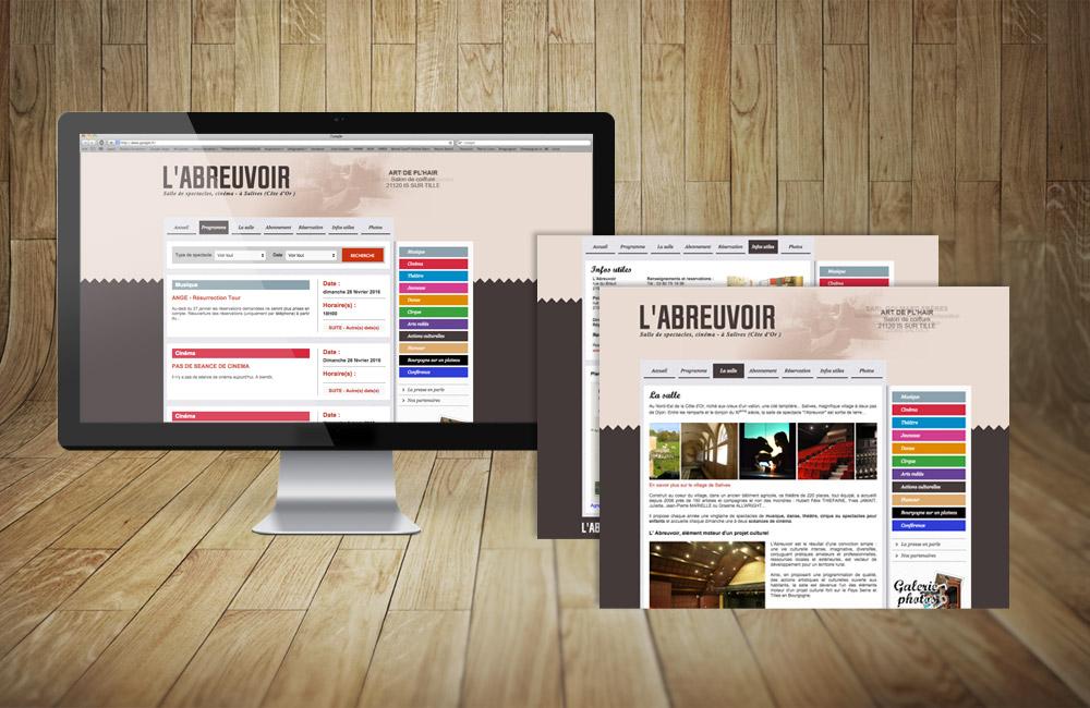 Site internet l'Abreuvoir-0
