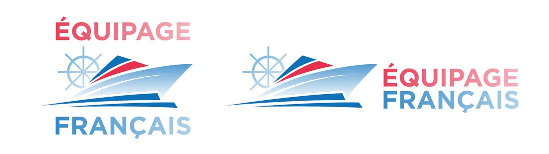 Refonte logo équipage Français-0