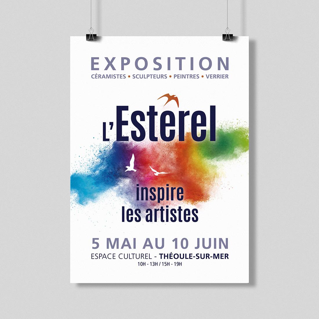 Exposition Théoule Estérel-0