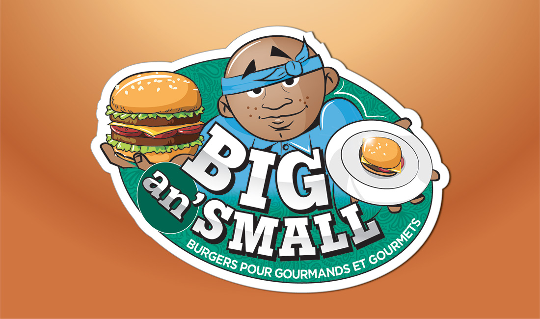 Logo / Illustration Fast-Food-0