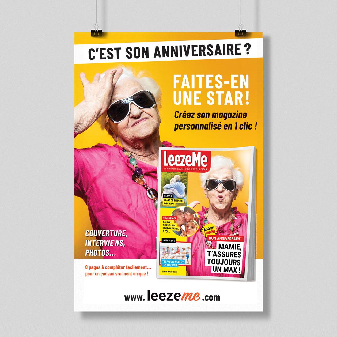 création d'affiche – Leezeme.com-0