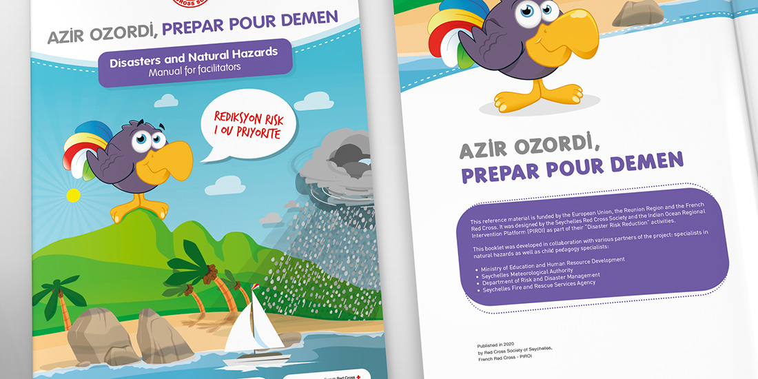 Azir ozordi, prepar pour demen Seychelles-1