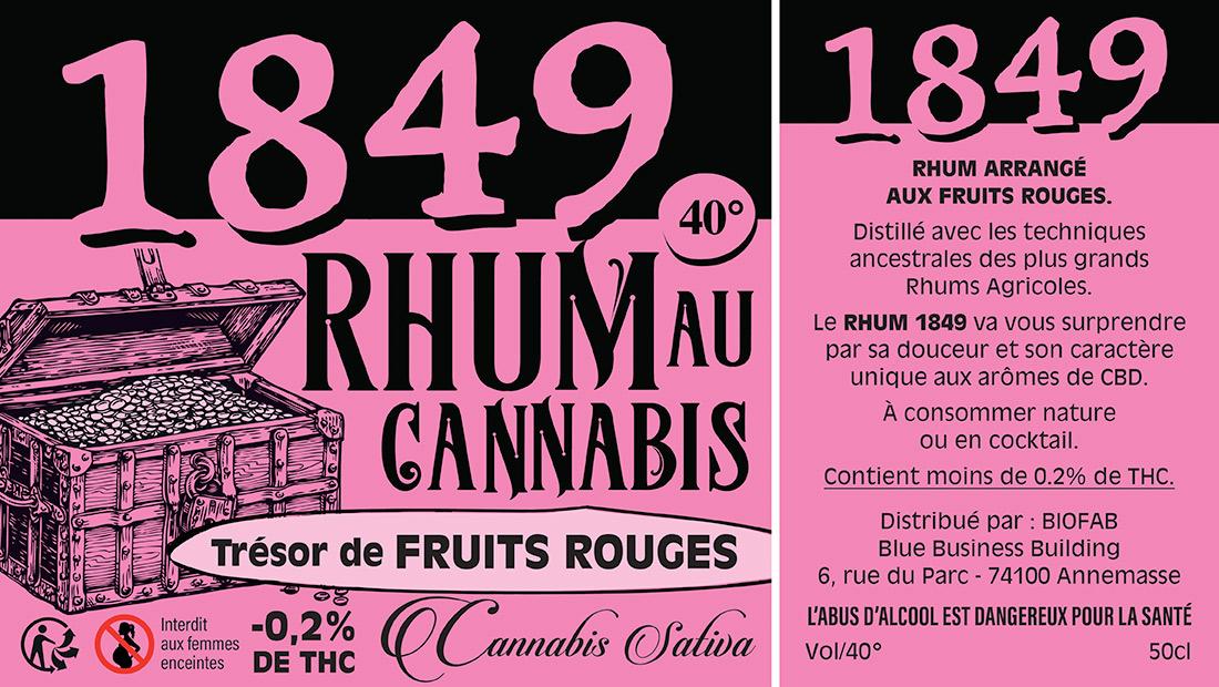 Etiquettes Rhum au CBD-4
